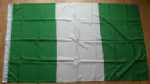 Nigeria Large Country Flag - 3' x 2'.